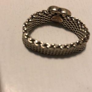 Tiffany & Co. Jewelry - Tiffany's Heart Mesh Ring